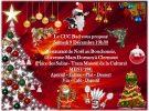 Repas de Noël – samedi 9 décembre