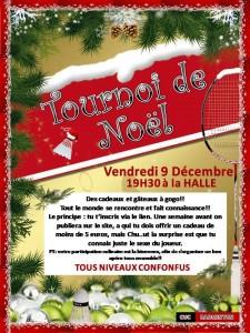 Tournoi de Noël