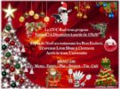 Extrabad – Repas Noël – 14 décembre 2019