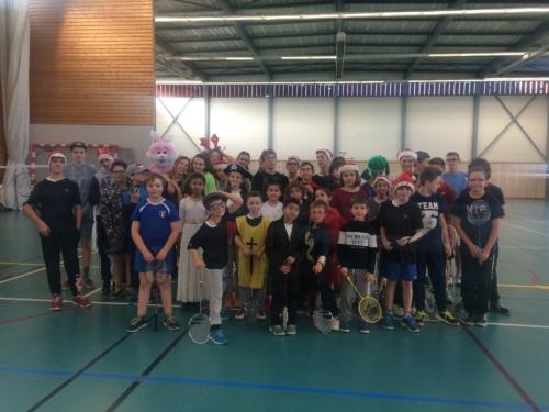 2016 - Tournoi de Noël Jeunes